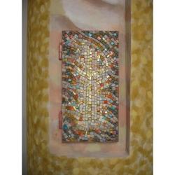 svatostánek- mozaika