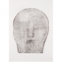 Oběť / 2013 / lept / 54 x 40,5 cm