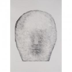 Meditace / 2013 / lept / 54 x 40,5 cm