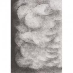 Oblačný sloup 2 / 2016 / lept / 54 x 40,5 cm