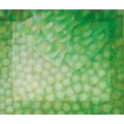 Zvěstování / 2007 / akryl, papír, plátno / 170 x 200 cm