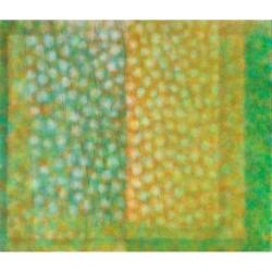 Zvěstování na kraji lesa / 2008 / akryl, papír, plátno / 170 x 200 cm