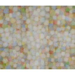 Kříž / 2015 / akryl, plátno / 145 x 170 cm