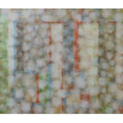 V kostele2 / 2015 / akryl, plátno / 130 x 150 cm